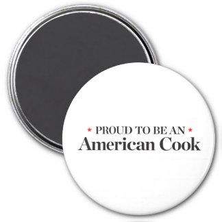 アメリカの調理師があること誇りを持った マグネット