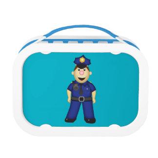 アメリカの警官お弁当箱 ランチボックス