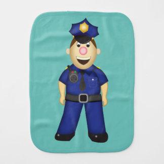 アメリカの警官のバープクロス バープクロス