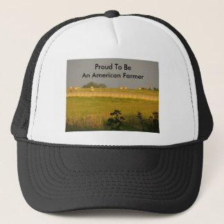 アメリカの農家があること誇りを持ったな日光のHayfield キャップ