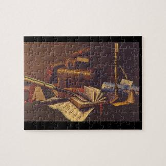 アメリカの音楽及びLiterature', William_Art ジグソーパズル