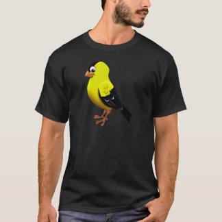 アメリカのGoldfinch Tシャツ