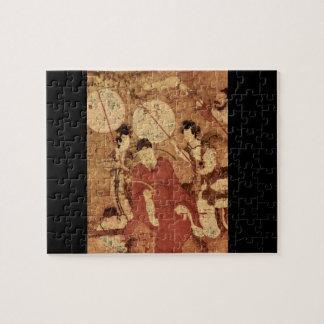 アメリカのHunter', Winslow Homer_Art ジグソーパズル