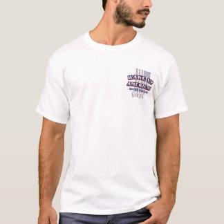 アメリカを目覚めて下さい! Tシャツ