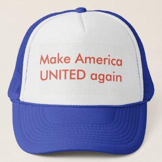 アメリカを統一されたに再度させて下さい キャップ