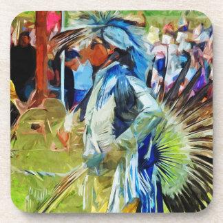アメリカインディアンの捕虜のワウのダンサー コースター