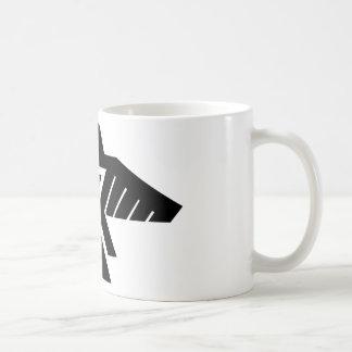 アメリカインディアンの雷鳥のトーテム コーヒーマグカップ