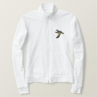 アメリカオシ 刺繍入りジャケット