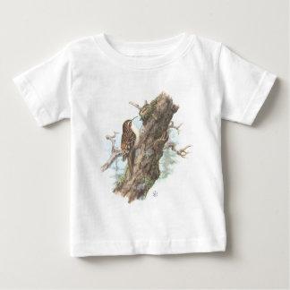 アメリカキバシリ ベビーTシャツ