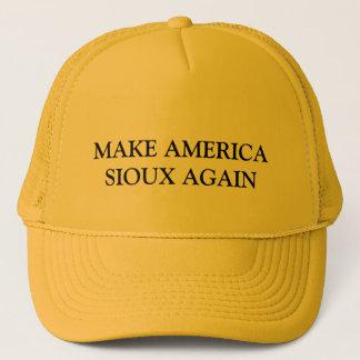 アメリカスー族を再度作って下さい キャップ