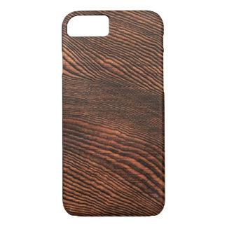 アメリカツガの木製の穀物のiPhone 7の場合 iPhone 8/7ケース