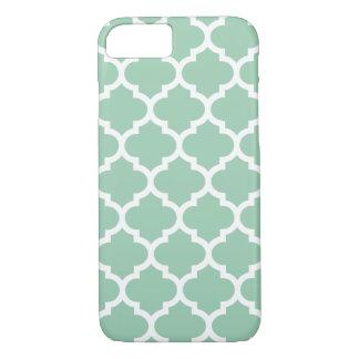 アメリカツガの緑のクローバーのiPhone 7の場合 iPhone 8/7ケース