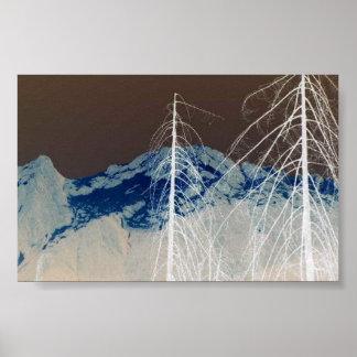 アメリカツガ山 ポスター