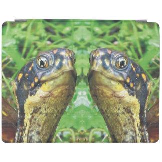 アメリカハコガメ iPadスマートカバー