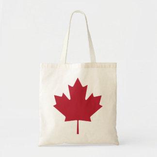 アメリカハナノキの葉のバッグ トートバッグ