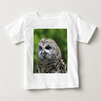 アメリカフクロウ ベビーTシャツ