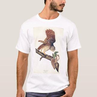 アメリカフクロウ Tシャツ