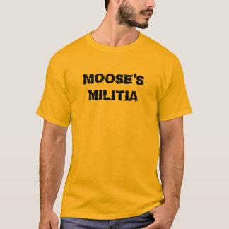 アメリカヘラジカの在郷軍 Tシャツ