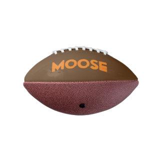 アメリカヘラジカの小型フットボール アメリカンフットボール