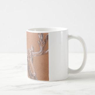 アメリカヘラジカ コーヒーマグカップ