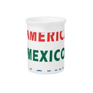 アメリカメキシコを再度作って下さい ピッチャー