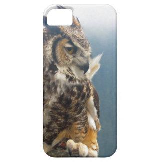 アメリカワシミミズクiPhone5の例 iPhone SE/5/5s ケース