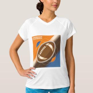 アメリカン・フットボールのスポーツの状況 Tシャツ