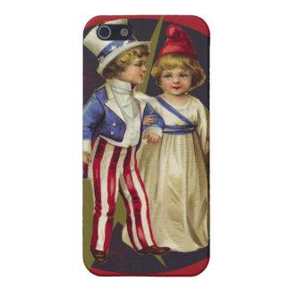 アメリカヴィンテージ iPhone 5 カバー