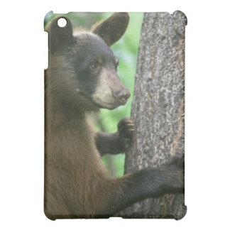 アメリカ人のヒグマ iPad MINIケース