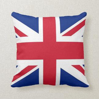 アメリカ人のMoJoの枕のイギリス旗 クッション
