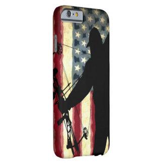 アメリカ人Bowhunter Barely There iPhone 6 ケース