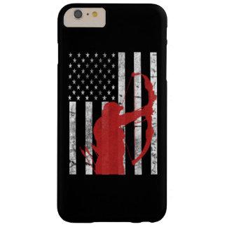 アメリカ人Bowhunter Barely There iPhone 6 Plus ケース