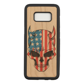 アメリカ人Hellion Carved Samsung Galaxy S8 ケース