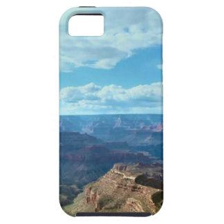アメリカ壮大渓谷の山地の景色 iPhone SE/5/5s ケース