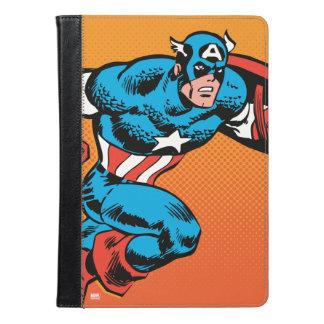 アメリカ大尉のダッシュ iPad AIRケース