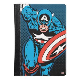アメリカ大尉の操業 iPad AIRケース