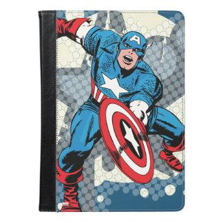アメリカ大尉の星 iPad AIRケース