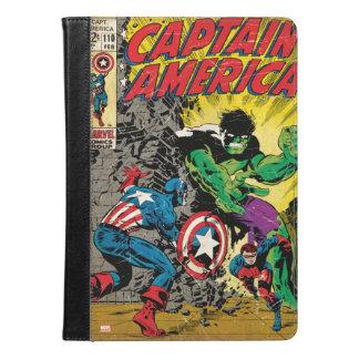 アメリカ大尉の漫画#110 iPad AIRケース
