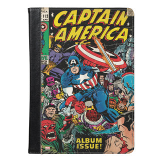 アメリカ大尉の漫画#112 iPad AIRケース