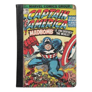アメリカ大尉の漫画#193 iPad AIRケース