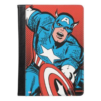 アメリカ大尉の盾のSLAM iPad AIRケース