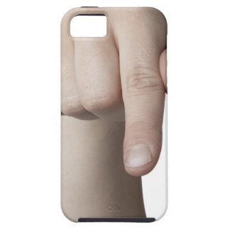 アメリカ手話27 iPhone SE/5/5s ケース