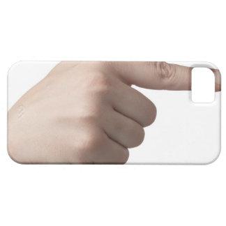 アメリカ手話28 iPhone SE/5/5s ケース