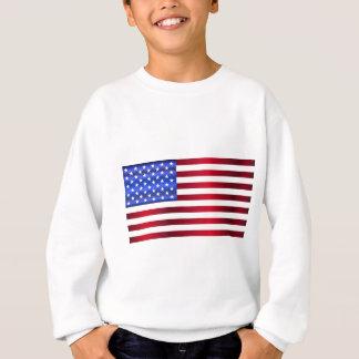 アメリカ旗 スウェットシャツ