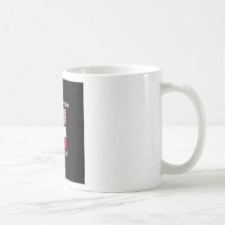 """""""アメリカ生まれ。テキサス州は""""旗および愛国心を繁殖させました コーヒーマグカップ"""