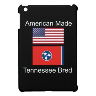 """""""アメリカ生まれ。テネシー州は""""旗のデザインを繁殖させました iPad MINIカバー"""