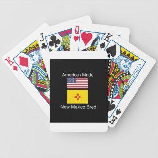 """""""アメリカ生まれ。ニューメキシコは""""旗のデザインを繁殖させました バイスクルトランプ"""