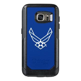 アメリカ空軍のロゴ-青 オッターボックスSamsung GALAXY S7ケース
