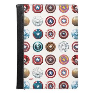 アメリカ第75大尉記念日の盾パターン iPad AIRケース