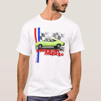 アメリカ筋肉充電器のTシャツ Tシャツ